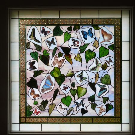 Karen_Reed-Custom Butterfly Window